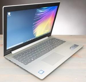 Bán laptop cũ 2018 giá rẻ Lenovo Ideapad 320