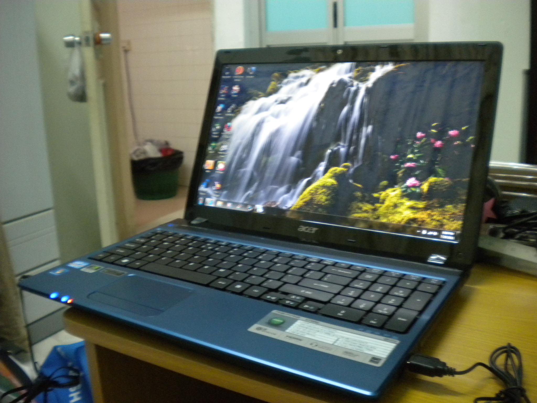 bán laptop cũ Acer 5750g giá rẻ tại Hà Nội