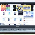 Bán laptop cũ acer e1-570 tại hà nội