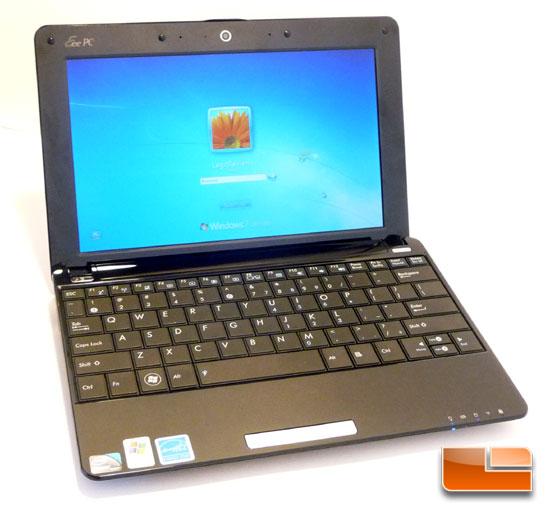 Bán laptop cũ Asus Eee PC 1005p giá rẻ tại Hà Nội