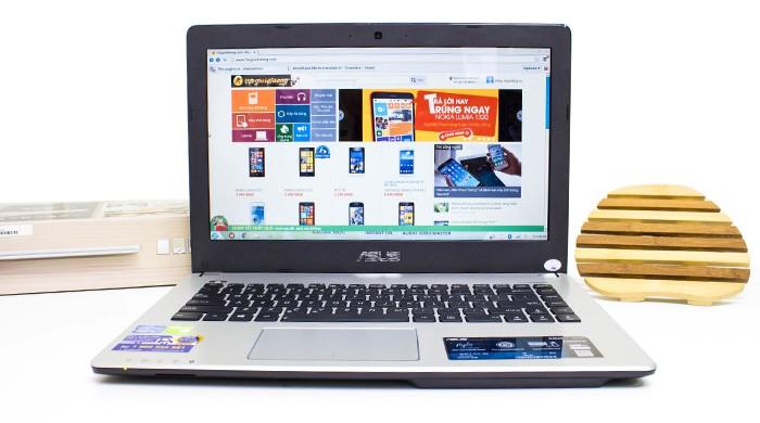 bán laptop cũ asus k450ca giá rẻ tại hà nội