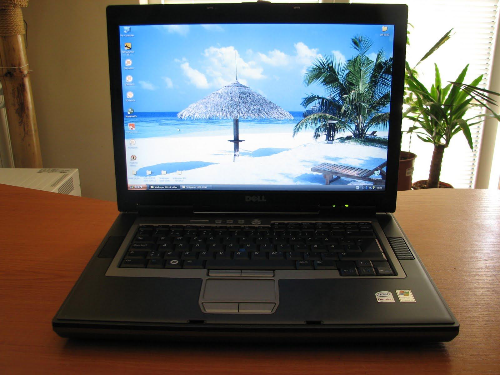 bán laptop cũ dell d830 tại hà nội