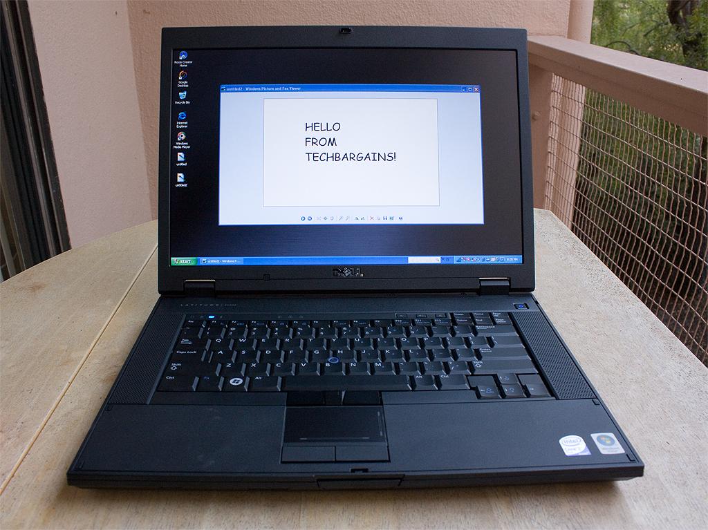 Bán laptop cũ Dell E5500 giá rẻ tại Hà Nội