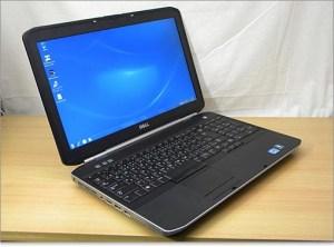 Bán laptop cũ Dell Latitide e5520 giá rẻ tại Hà Nội