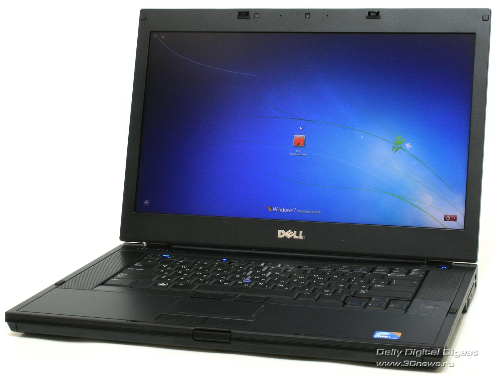 Bán laptop cũ Dell Latitude E6510 giá rẻ tại Hà Nội