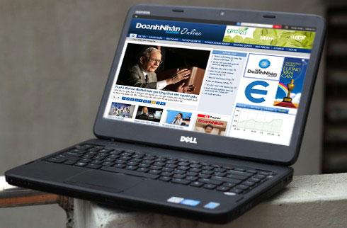Bán laptop cũ Dell N4050 giá rẻ tại hà nội