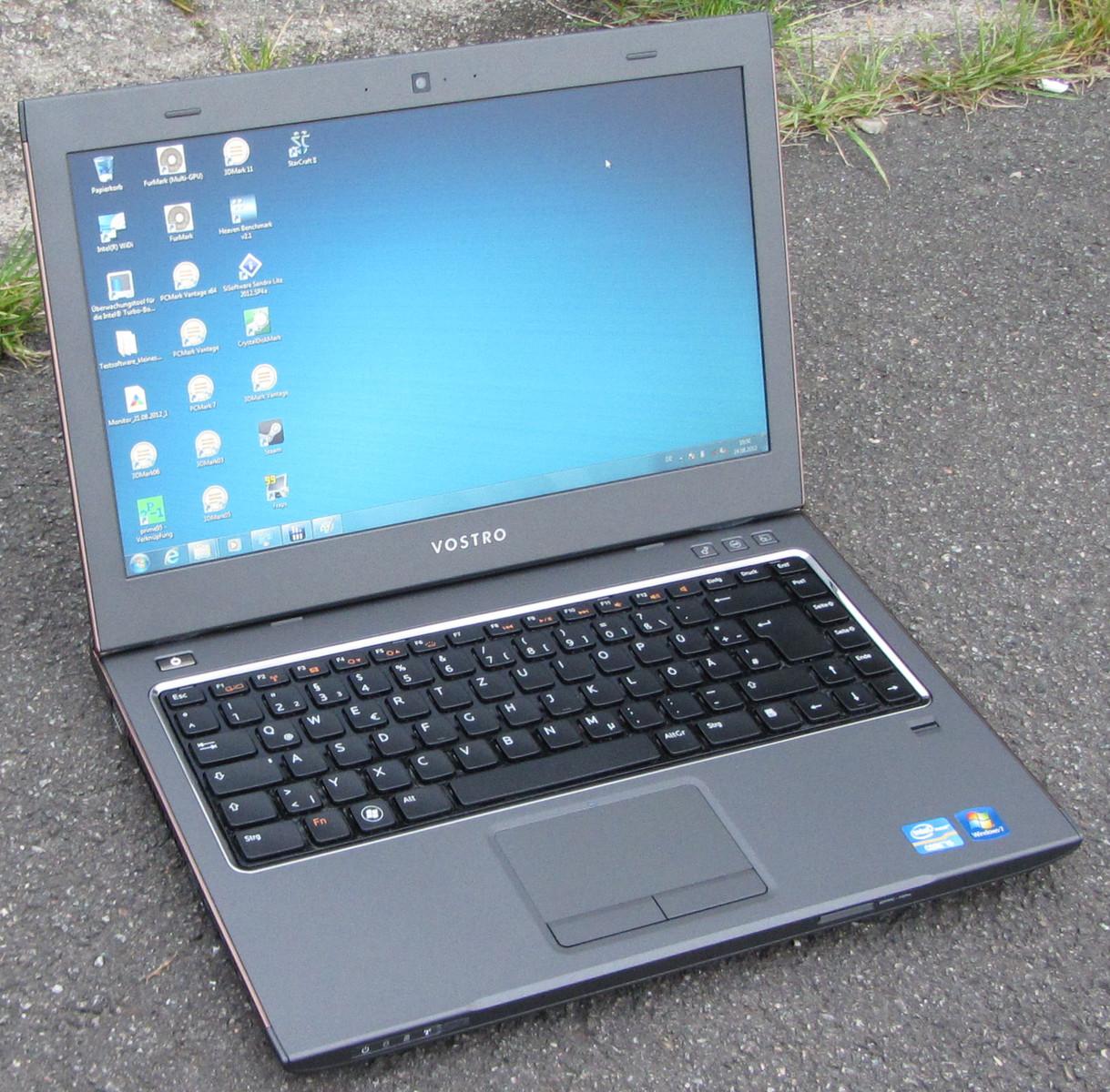 Bán laptop cũ Dell Vostro 3460 giá rẻ tại Hà Nội