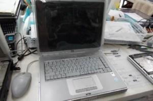 Bán laptop cũ Hp Compaq nx7220 giá rẻ tại Hà Nội