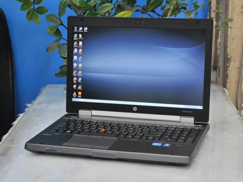 Bán laptop cũ Hp Elitebook 8560w giá rẻ tại Hà Nội
