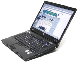 Bán laptop cũ tại Tuyên Quang sản phẩm HP NX6320