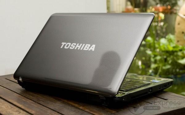 Bán laptop cũ toshiba l645 tại hà nội