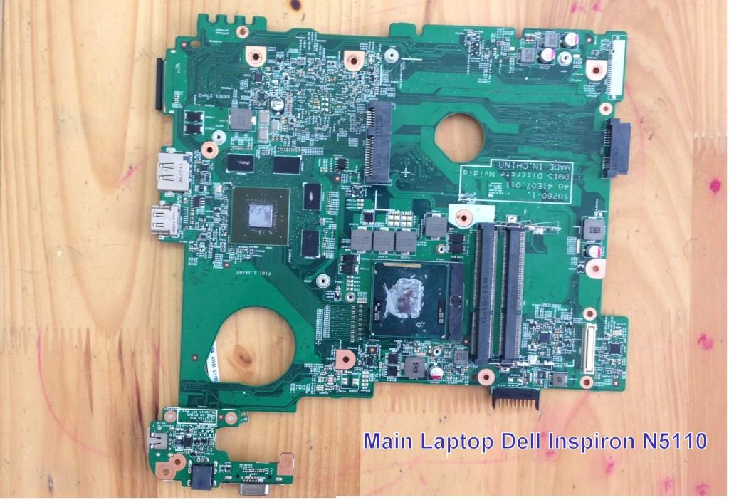 bán main laptop dell n5110 tại hà nội