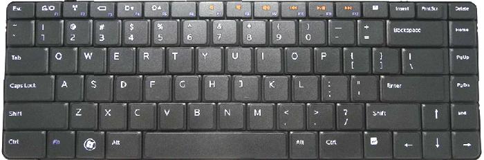 Bàn phím laptop dell 4010