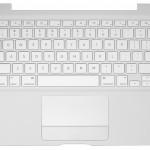 Bàn phím macbook a1181