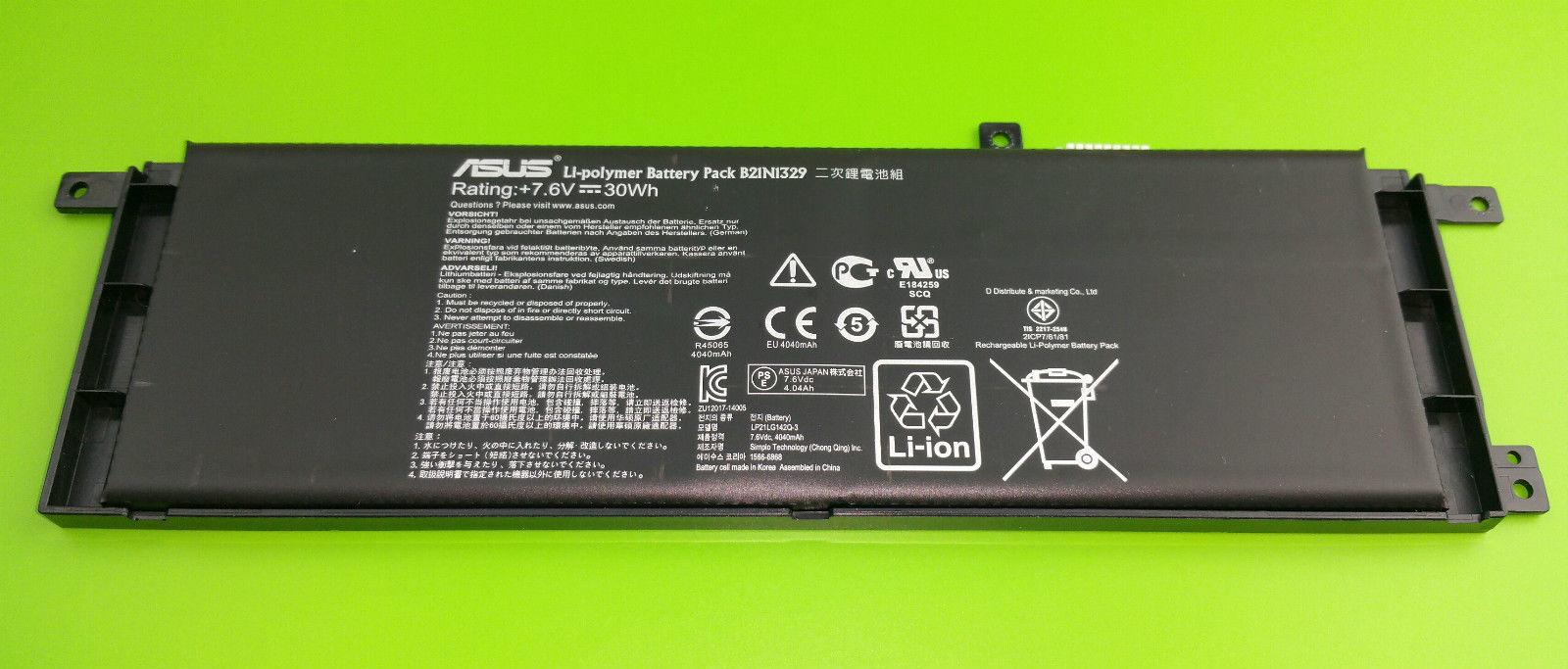Bán pin laptop Asus X553m giá rẻ tại Hà Nội