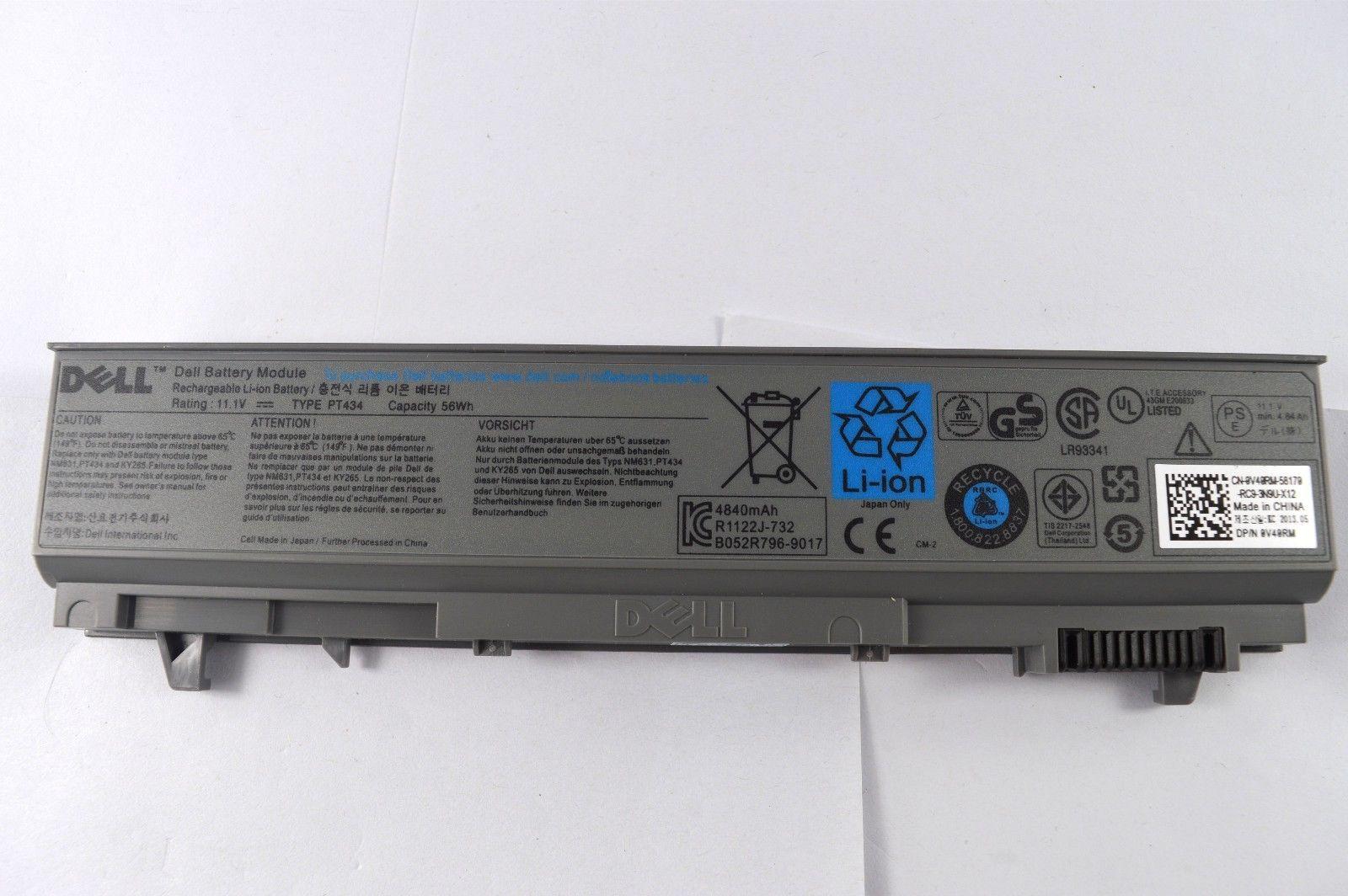 Bán pin laptop Dell E6500 giá rẻ tại Hà Nội