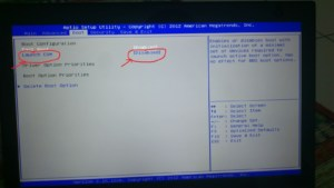 Hướng dẫn cách boot USB cho máy Asus X202 hay ultrabook