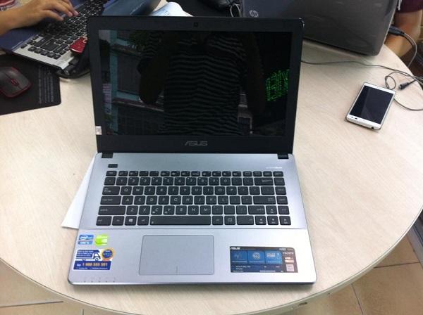 laptop cũ asus x450c chạy tốt cấu hình cao
