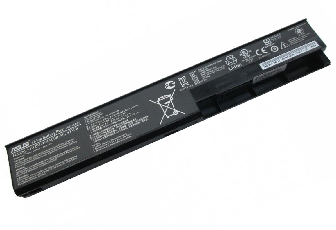 pin laptop Asus X301