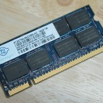 Ram laptop ddr2 1g buss 667/800 cũ