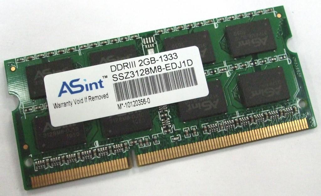 ram laptop ddr3 2g buss 1066/1333/1600 cũ