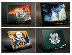 sơn vỏ laptop tại hà nội
