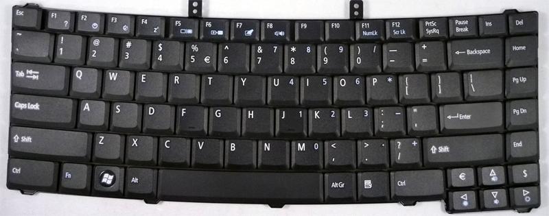 thay bàn phím laptop acer extensa 4630