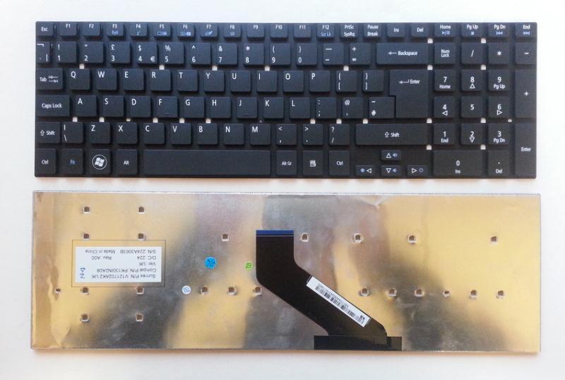 Thay bàn phím laptop Acer 5830 giá rẻ tại Hà Nội