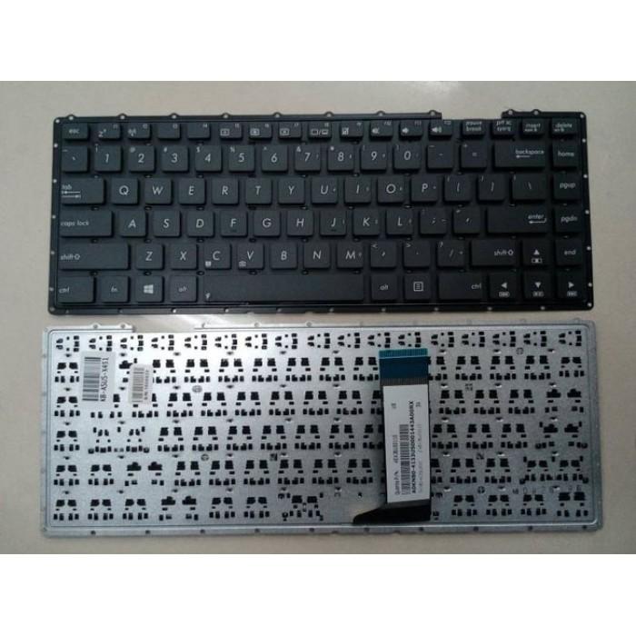 Thay bàn phím laptop Asus F451 giá rẻ tại Hà Nội
