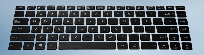 Thay bàn phím laptop Asus X751 giá rẻ tại Hà Nội