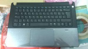 Thay bàn phím laptop Dell Vostro 5580 giá rẻ tại Hà Nội
