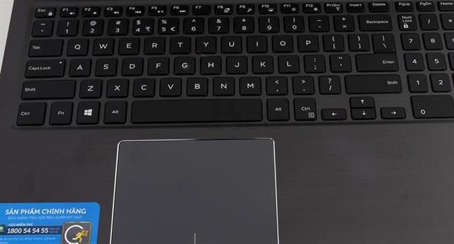 Thay bàn phím laptop dell vostro 5568 giá rẻ tại Hà Nội