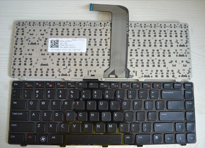 Thay bàn phím laptop Dell Vostro V131 giá rẻ tại Hà nội