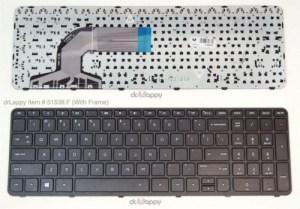 Thay bàn phím laptop HP 15 giá rẻ tại Hà Nội