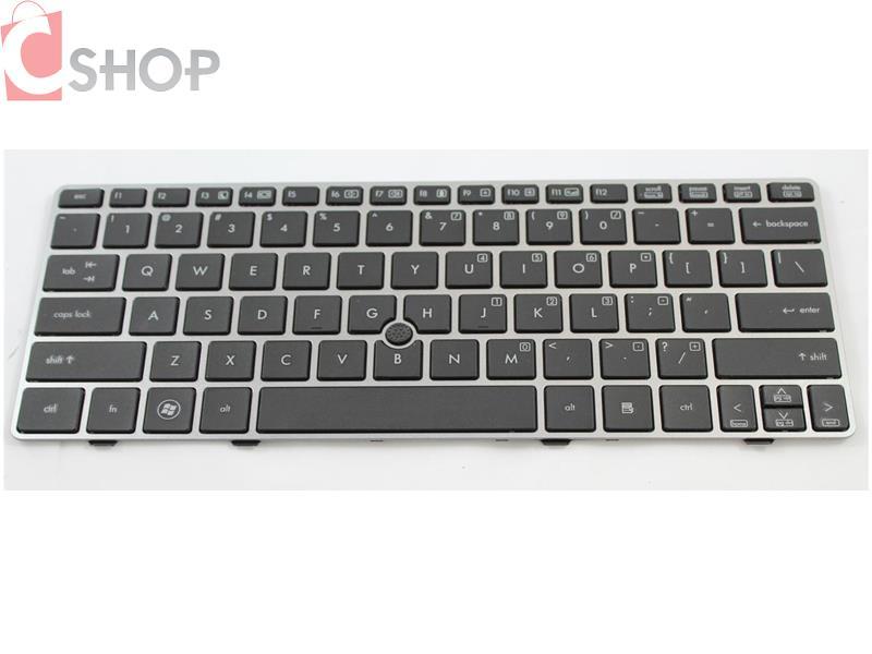 Thay bàn phím laptop HP Elitebook 2560p giá rẻ tại Hà Nội