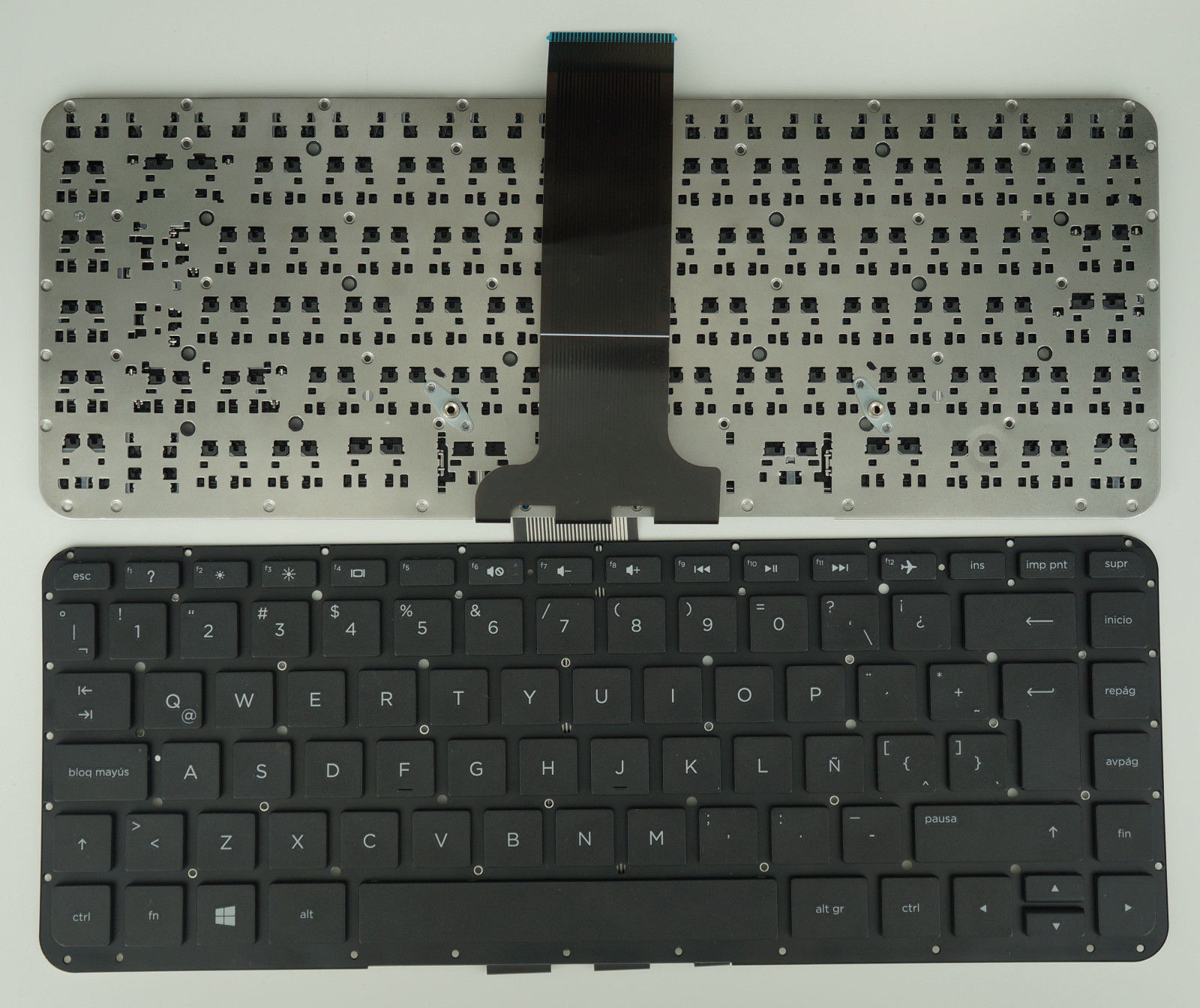 Thay bàn phím laptop HP pavilon 360 giá rẻ tại Hà Nội