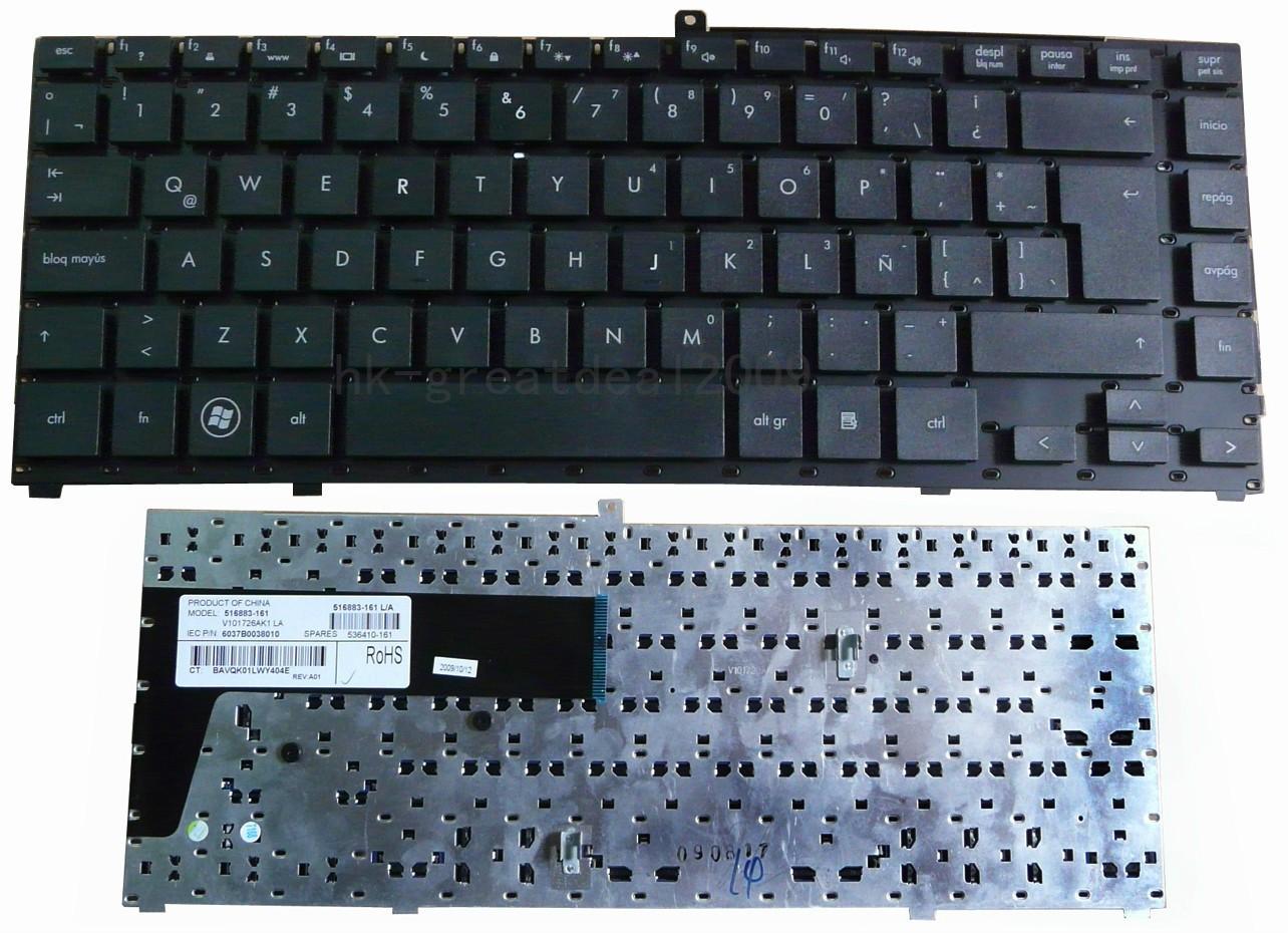 Thay bàn phím laptop Hp Probook 4411s giá rẻ tại Hà Nội