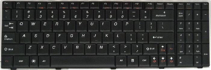 Thay bàn phím laptop Lenovo G560 tại hà nội