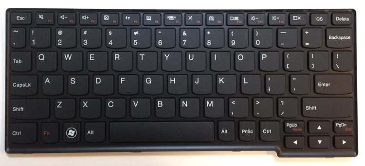 Thay bàn phím laptop Lenovo idealpad s10 giá rẻ tại Hà Nội