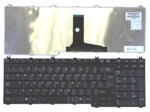 Thay bàn phím laptop Toshiba L650 giá rẻ tại Hà Nội