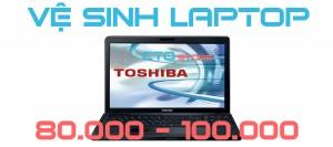 vệ sinh laptop tại Bắc Ninh với giá chỉ từ 80-100k